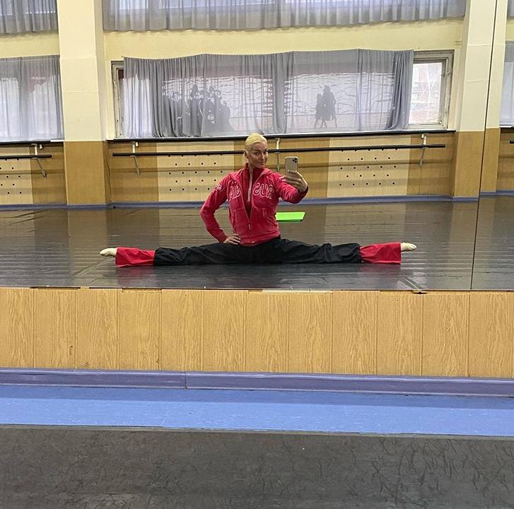 Volochkova3 - Экстремальная диета Анастасии Волочковой