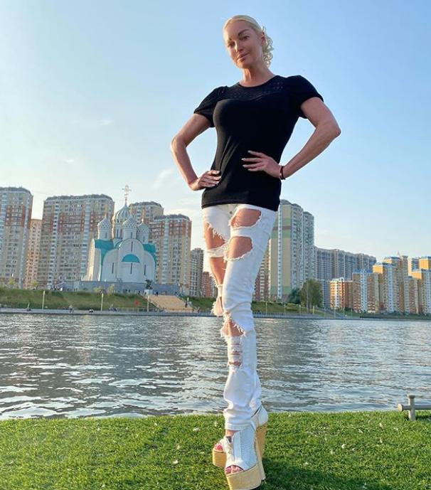 Volochkova5 - Экстремальная диета Анастасии Волочковой