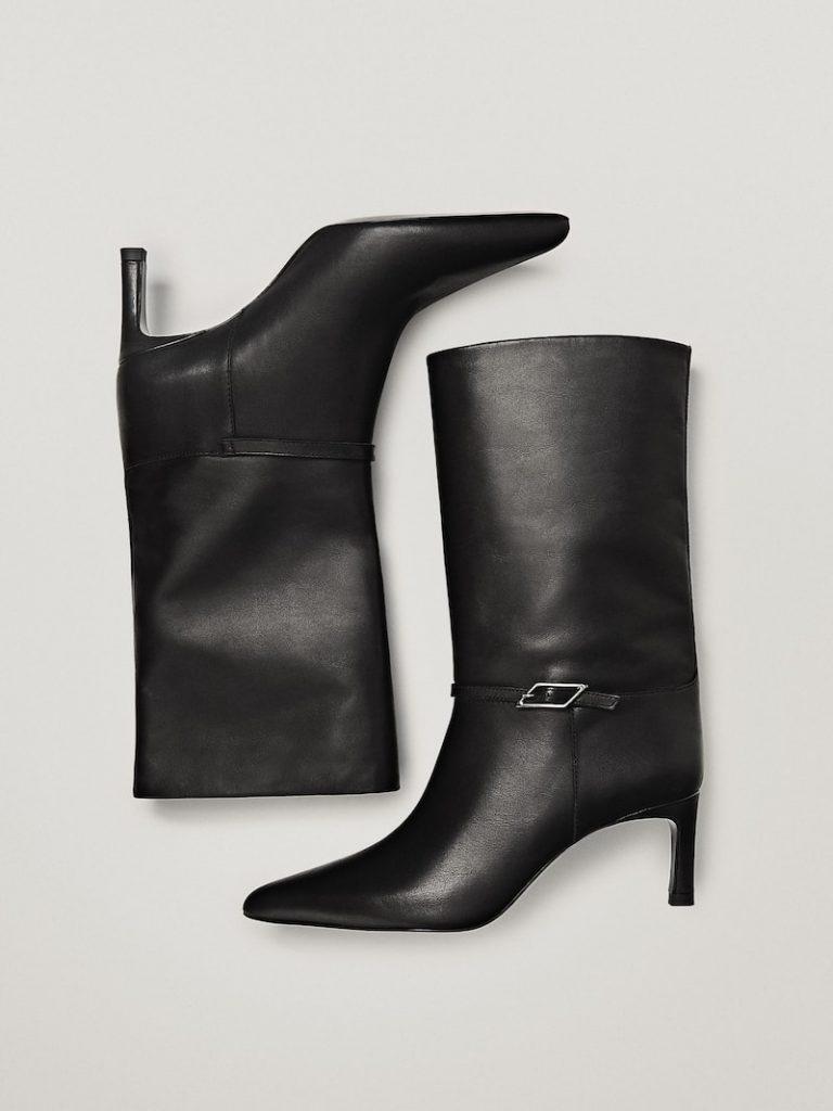 botilony3 768x1024 - 6 идей стильной обуви на холодную осень 2020