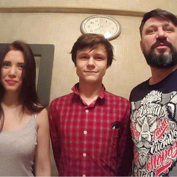 deti Loginova - Что известно о новой жене Виктора Логинова