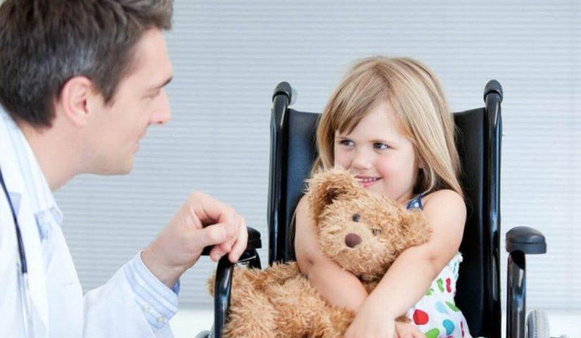 дети с генетическими заболеваниями