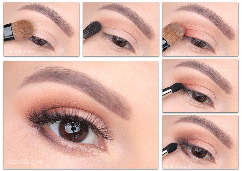 glaza - Создаем идеальный дневной макияж