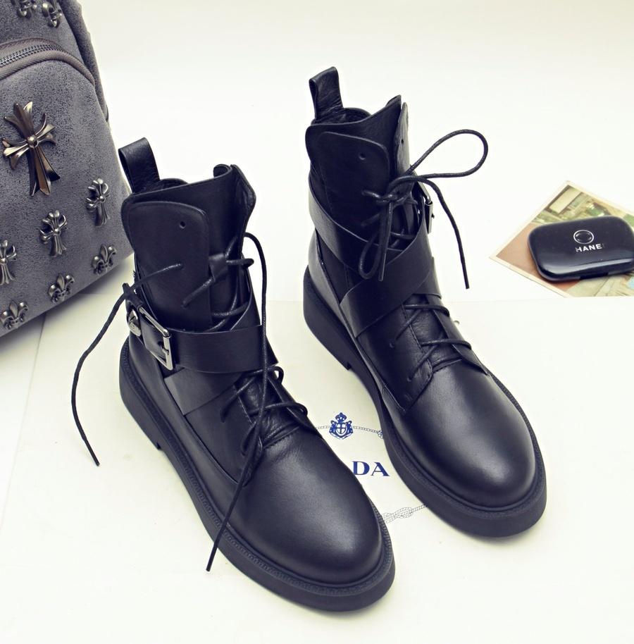 grubye botinki 1 - 6 идей стильной обуви на холодную осень 2020