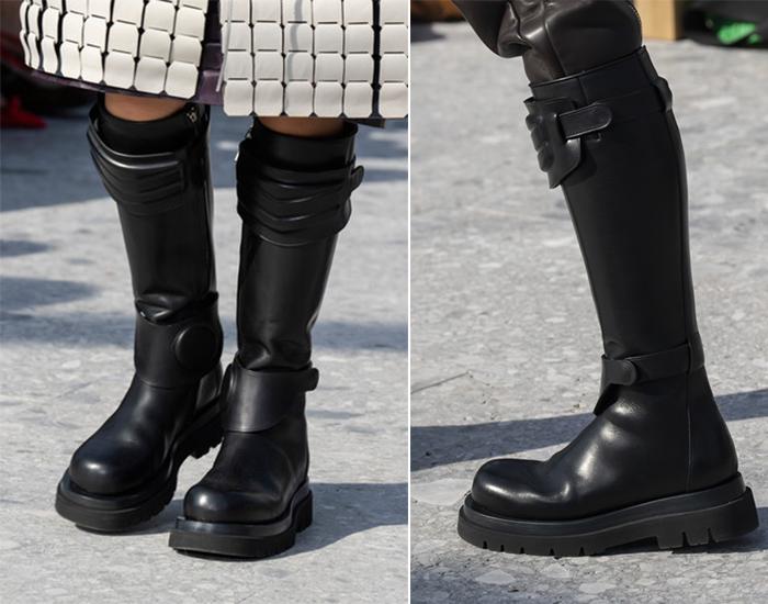 grubye botinki - 6 идей стильной обуви на холодную осень 2020