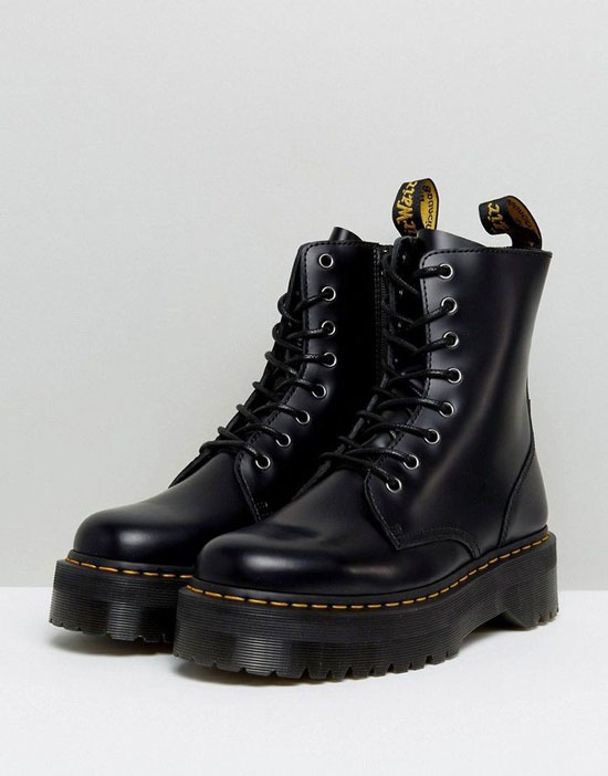 grubyie zhenskie botinki 1 - 6 идей стильной обуви на холодную осень 2020