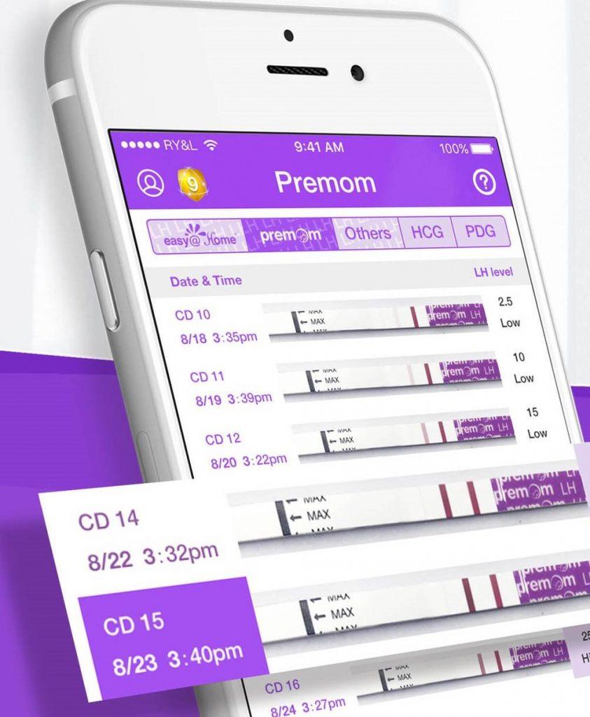 """premom1 2 1 843x1024 - В Сеть могли попасть данные пользователей из """"женского"""" календаря Premom"""
