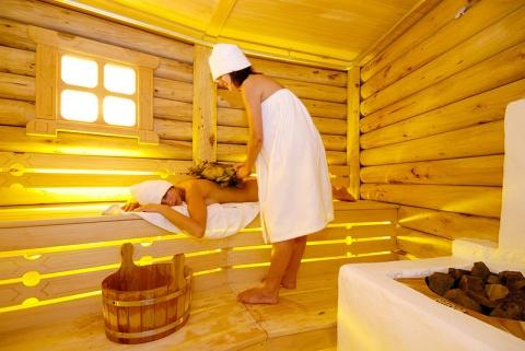 баня для женщин