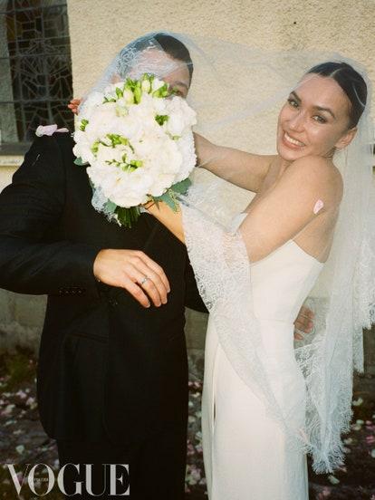 seryabkina - 3 свадебных платья Ольги Серябкиной