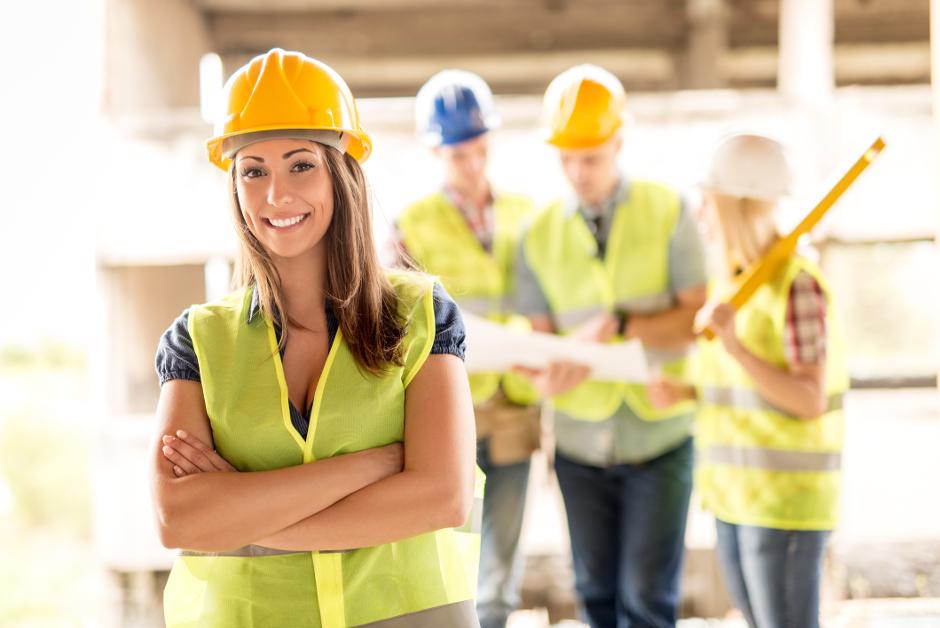 zhenshhina na proizvodstve - Какие профессии помогают женщинам дольше оставаться молодыми