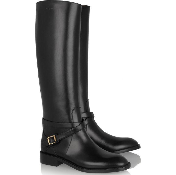 zhokejskie sapogi - 6 идей стильной обуви на холодную осень 2020
