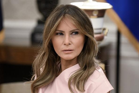 Melaniya makiyazh - Мелания Трамп разводится с мужем? Как первая леди выдерживала деловой стиль и стала иконой моды