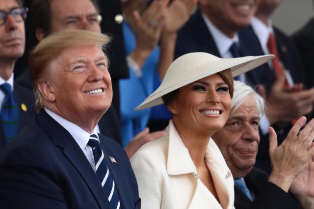 Melaniya - Мелания Трамп разводится с мужем? Как первая леди выдерживала деловой стиль и стала иконой моды