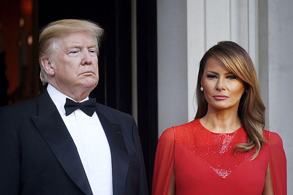 Melaniya2 1024x680 - Мелания Трамп разводится с мужем? Как первая леди выдерживала деловой стиль и стала иконой моды
