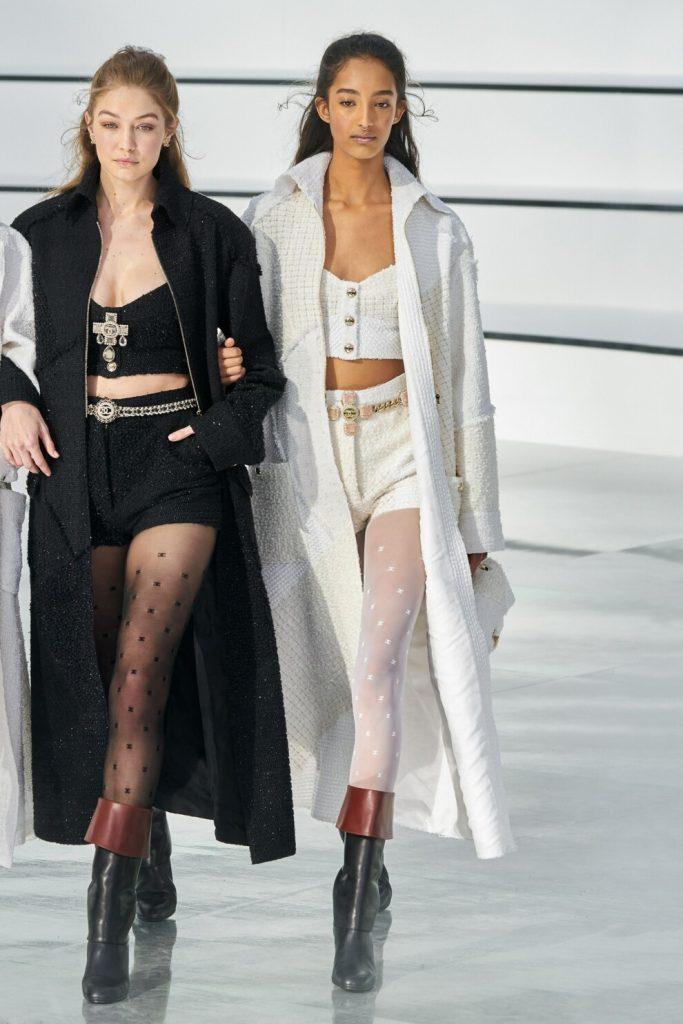 колготки Chanel