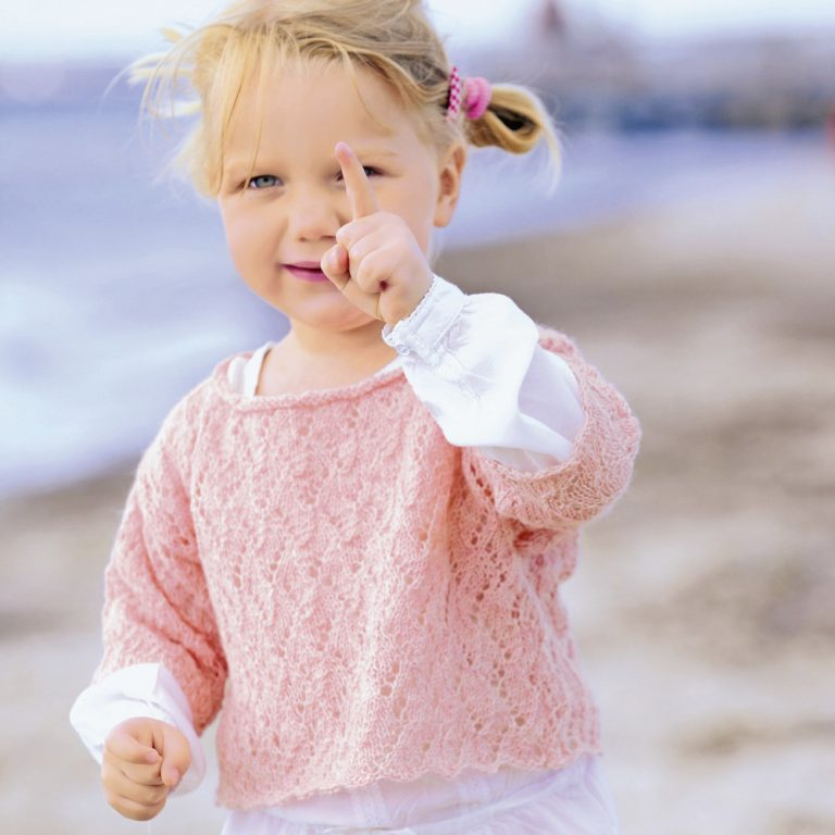 пряжа для детской одежды