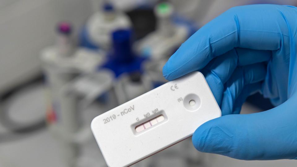 test koronavirus - Почему нельзя доверять экспресс-тестам на Covid-19