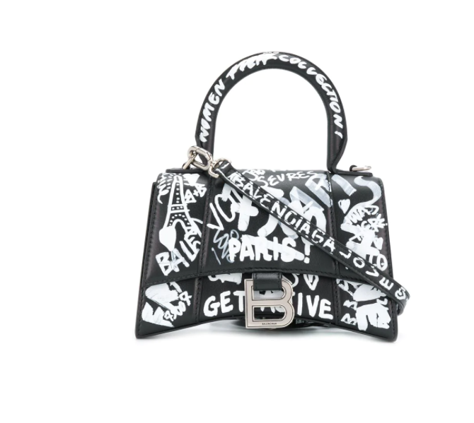 Balenciaga Hourglass1 - Самые модные сумки зимы 2020-2021