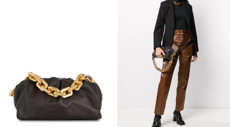 сумка мешок Bottega Veneta