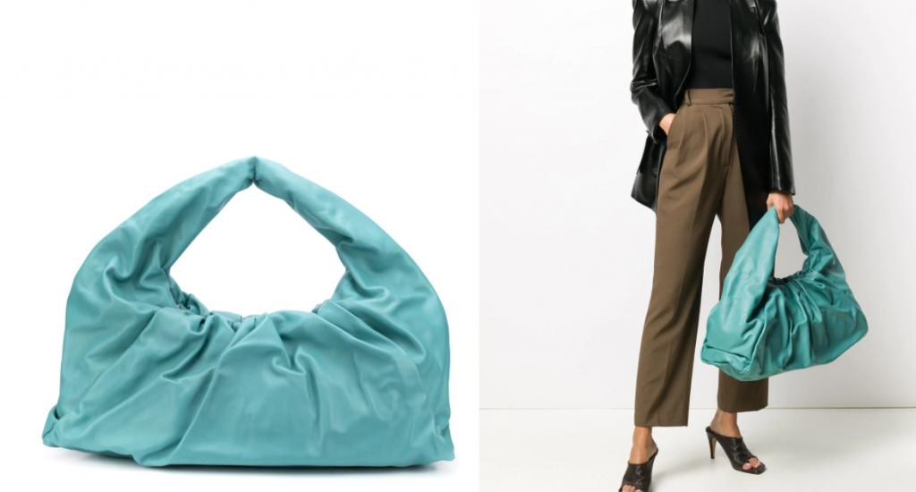 Bottega Veneta obemnaya sumka 1024x550 - Самые модные сумки зимы 2020-2021