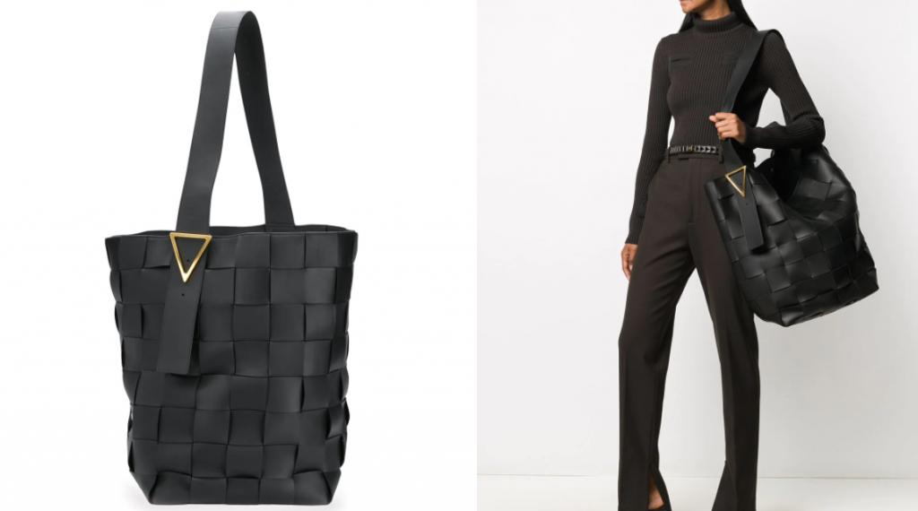 Bottega Veneta sumka tout 1024x570 - Самые модные сумки зимы 2020-2021