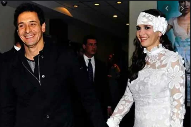 Как выглядит муж Наталии Орейро, который старше ее на 20 лет