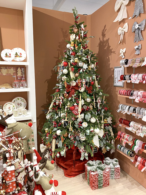 Новогодняя елка 2021