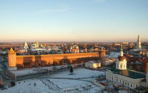 kolomensky kremlin - Где купить сертификат на полет на самолете по Подмосковью со скидкой