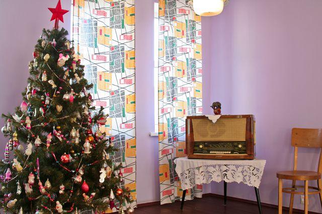 sovetskaya elka - Как украсить елку к Новому году 2021