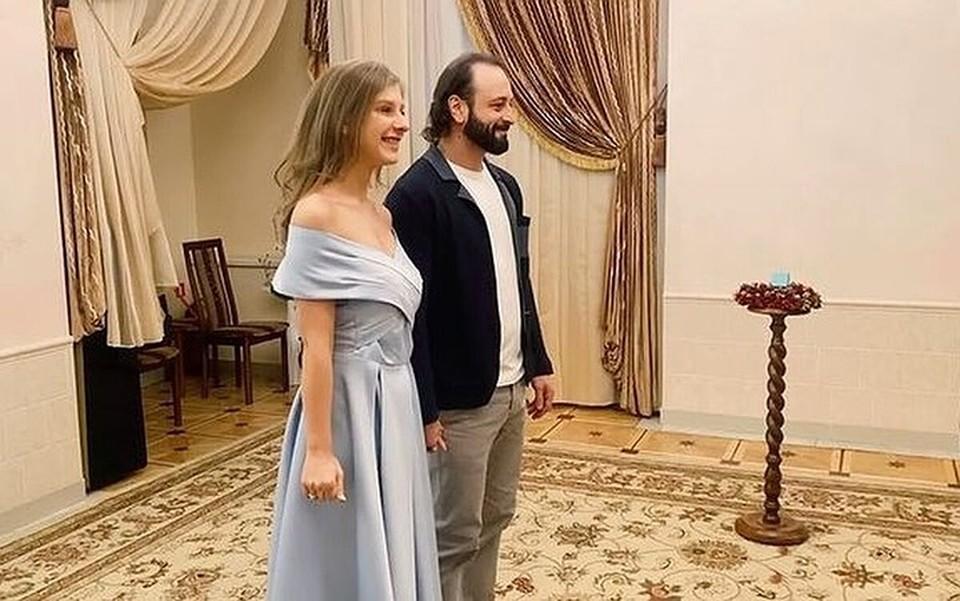 svadba - Илья Авербух и Лиза Арзамасова официально поженились