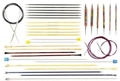 Как правильно выбрать спицы для вязания