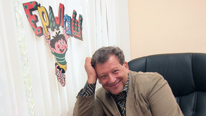 """Grachevskij2 - 5 любопытных фактов из жизни Бориса Грачевского и """"Ералаша"""""""