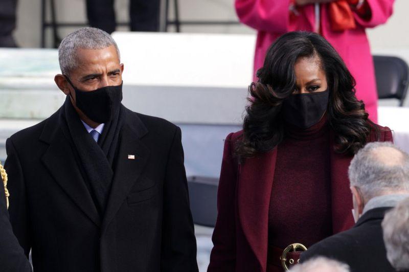 Obama - Инаугурация Байдена - самое модное событие января