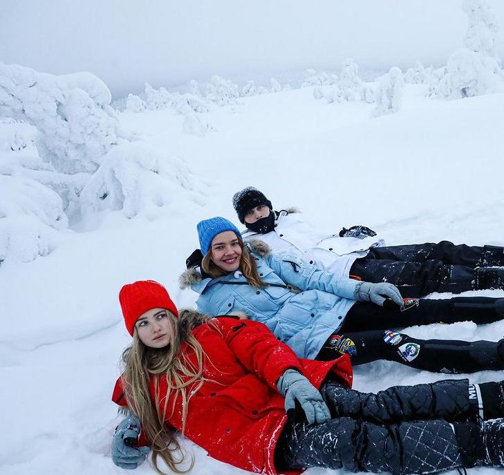 Vodyanova1 - Высокая мода на Севере: лучшие образы Натальи Водяновой