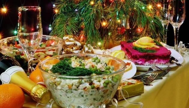 novogodnij stol - Как быстро прийти в себя после новогодних праздников