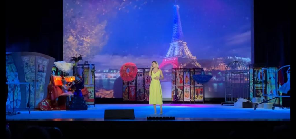 Ariadna 1024x482 - 15-летняя дочь Волочковой спела на спектакле матери и получила шквал критики
