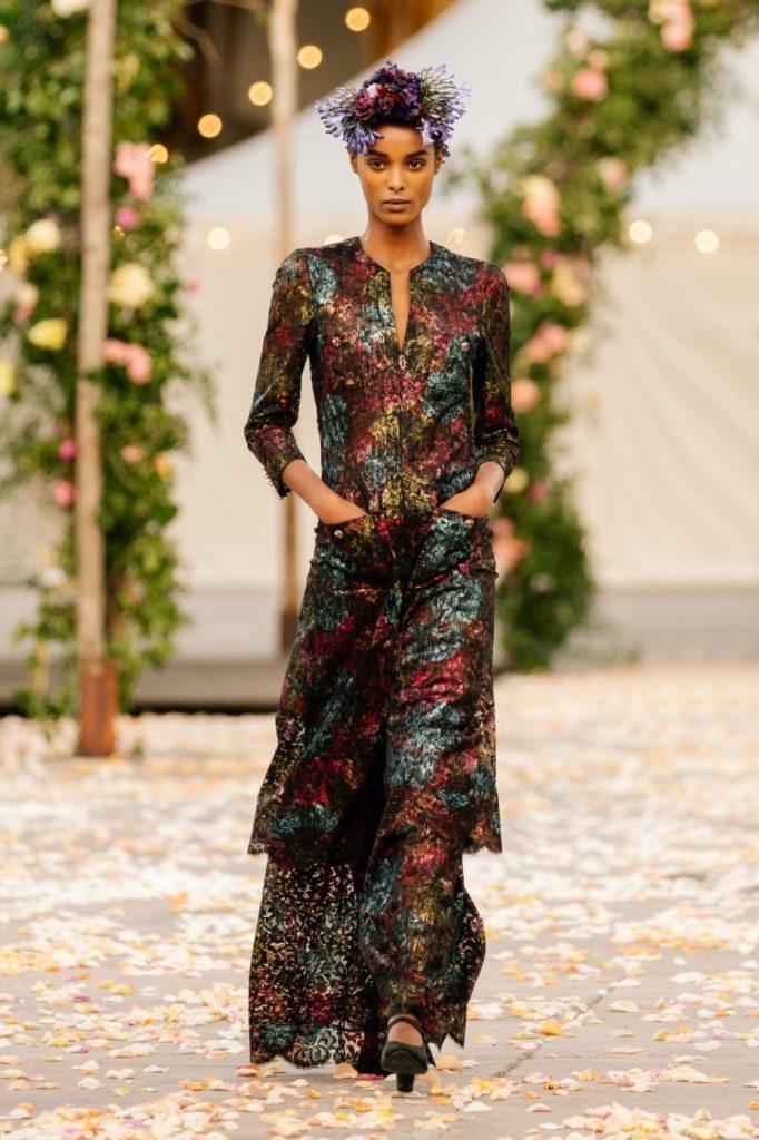 Chanel3 682x1024 - Итоги Недели кутюрной моды в Париже: размышления о пандемии, загрязнении океана и гендерном равенстве