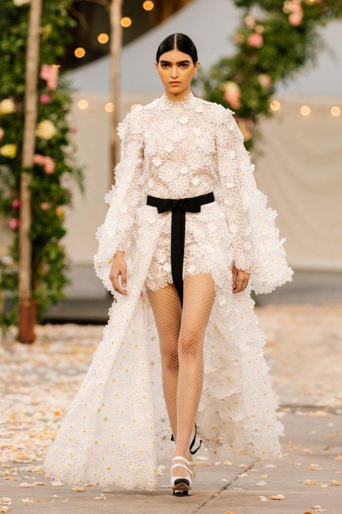 Chanel4 682x1024 - Итоги Недели кутюрной моды в Париже: размышления о пандемии, загрязнении океана и гендерном равенстве