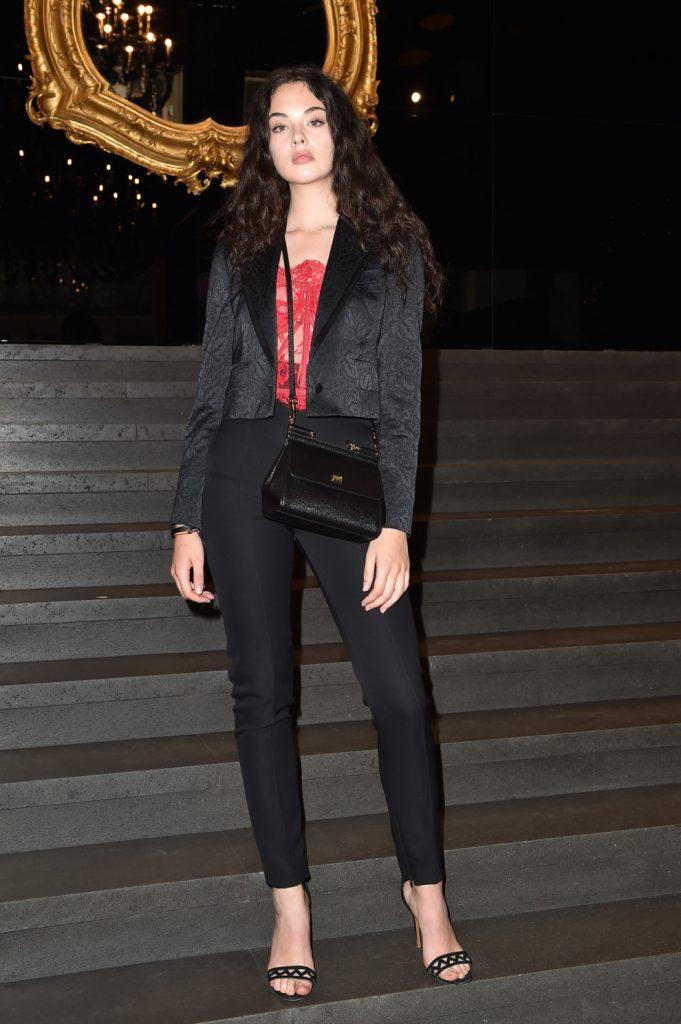 Deva Kassel 681x1024 - 16-летние Лени Клум и Дева Кассель штурмуют модный бизнес