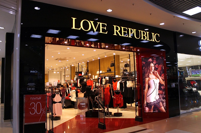 Love Republic магазин