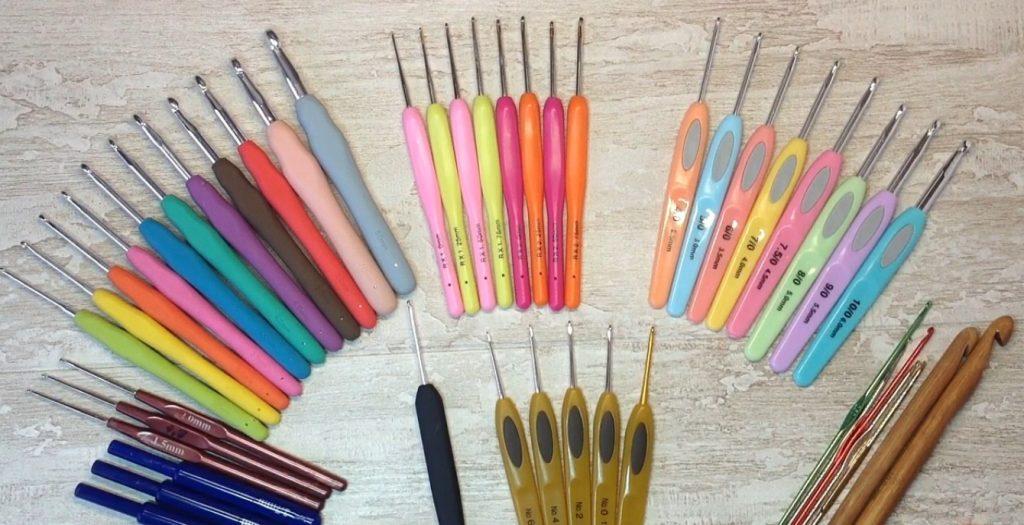 kryuchki 1024x525 - Как выбрать крючки для вязания