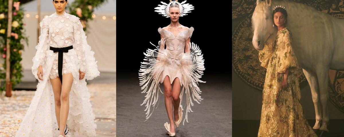 Неделя высокой моды в Париже 2021