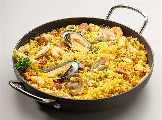 paelya - Еда для бедных, ставшая деликатесами