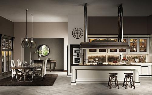 prestige madame deco 01 1 - 5 причин, почему стоит купить итальянскую классическую кухню