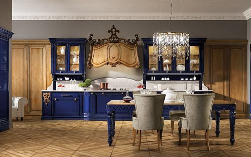prestige regina 01 1 - 5 причин, почему стоит купить итальянскую классическую кухню