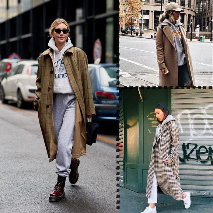 sportivnyj stil - Худи и джоггеры оверсайз – модное решение для весны 2021