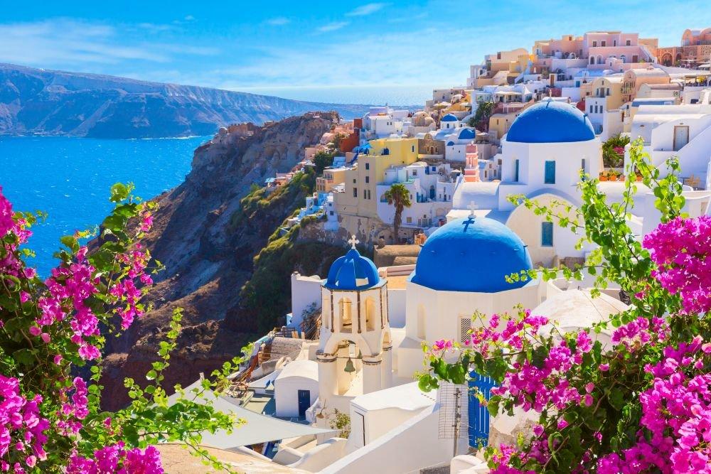 Grecziya - Власти договорились об отмене карантина для россиян при въезде в Грецию