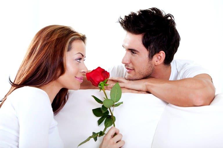 Любовь в отношениях