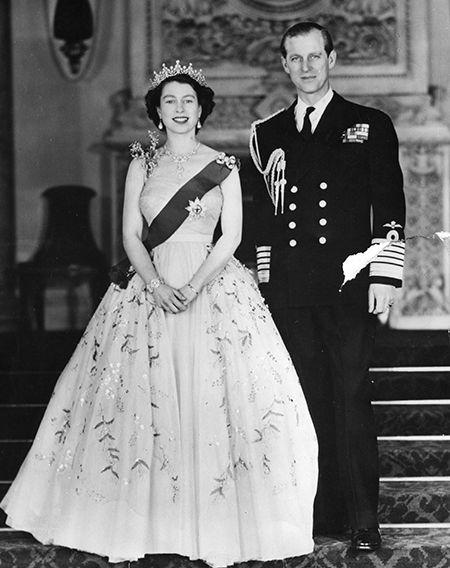 elizaveta i filipp1 - Ушел из жизни 99-летний принц Филипп - муж Елизаветы II. Смотрим фото принца в молодости