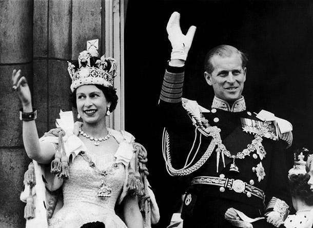 elizaveta i filipp2 - Ушел из жизни 99-летний принц Филипп - муж Елизаветы II. Смотрим фото принца в молодости
