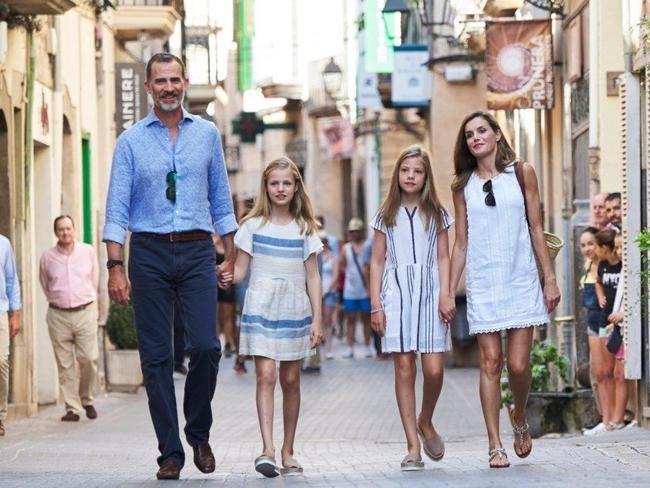 Семья в Европе